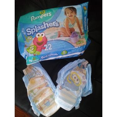 Pampers Splashers Sesame Street