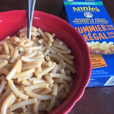 Annie's Homegrown Classic Cheddar Macaroni & Cheese