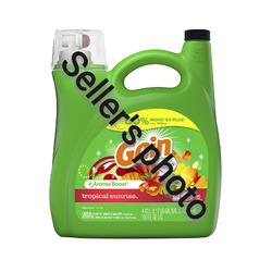 Gain Liquid Laundry Detergent, Tropical Sunrise