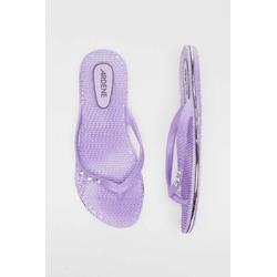 Ardene's Jelly Flip Flops