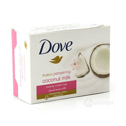 Dove coconut oil soap
