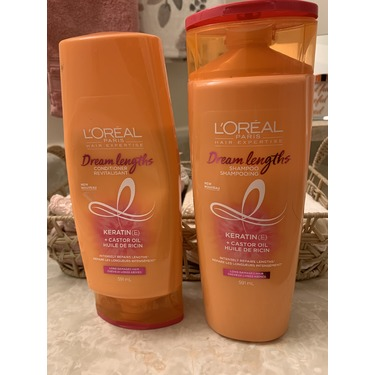 Loreal dream lengths shampoo