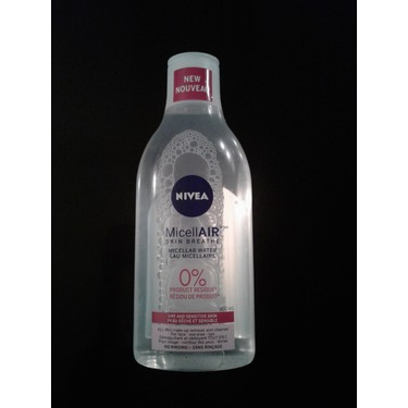 NIVEA MicellAIR Water for Dry and Sensitive Skin