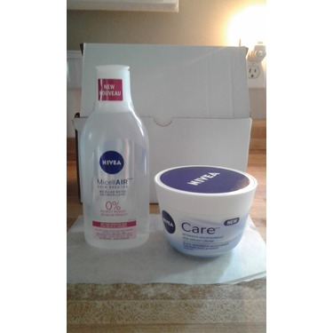 NIVEA Care Nourishing Cream