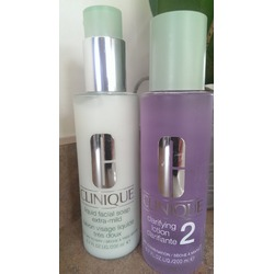Clinique 3-Step Skin Care System