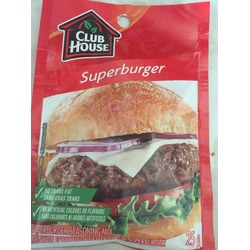 Club House Super Burger