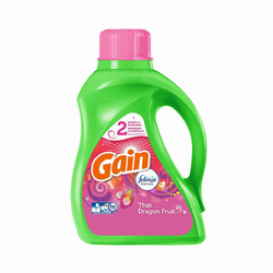 Gain Thai Dragon Fruit Liquid Laundry Detergent