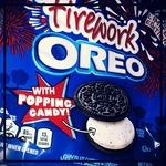 Oreo Sandwich Cookies- Firework