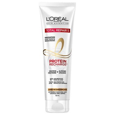 L'Oreal Elvive Total Repair 5 Protein Recharge Leave in Conditioner