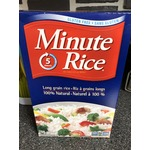 Minute rice cups