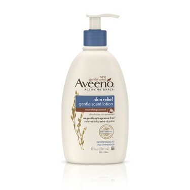Aveeno active naturals skin relief moisturizing lotion coconut