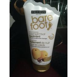 Freeman barefoot Moisturizing overnight foot treatment