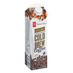 President's Choice Hazelnut-Flavour Cold Brew Coffee