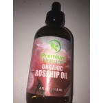 Premium Nature Organic Rosehip Oil