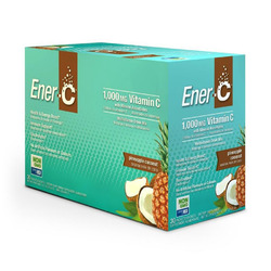 Ener-C Pineapple Coconut Multivitamin Drink Mix - 1,000mg Vitamin C