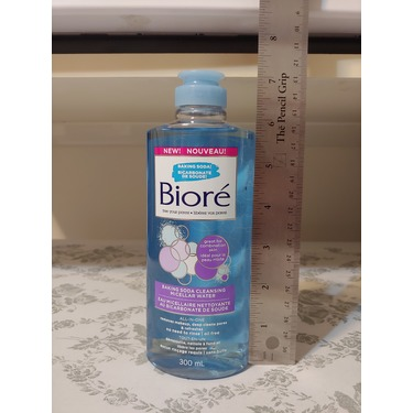 BIORE Baking Soda Cleansing Micellar Water