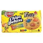 KeeblerChips Deluxe Rainbow with M&M;Cookies