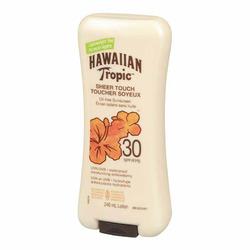 Hawaiian Tropic Sheer Touch Sunscreen Lotion SPF 30
