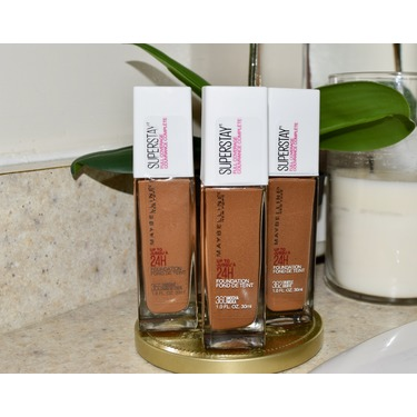Maybelline SuperStay Full Coverage 24HR Foundation