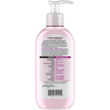 Garnier Skin Active Soothing Cleansing Milk -Rose Water