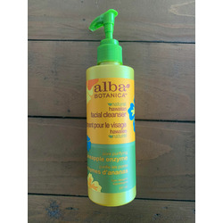 Alba Botanica Pineapple enzyeme Facial Cleanser