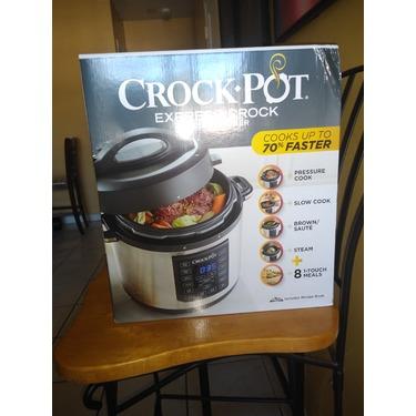 Crockpot Express 8in1 Multi-Cooker