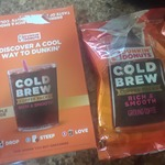 Dunkin Donutes**Cold Brew