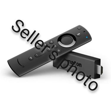 Amazon Firestick With Alexa Remote