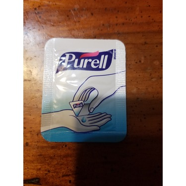 Purell Advanced Hand Sanitizer Single Packets