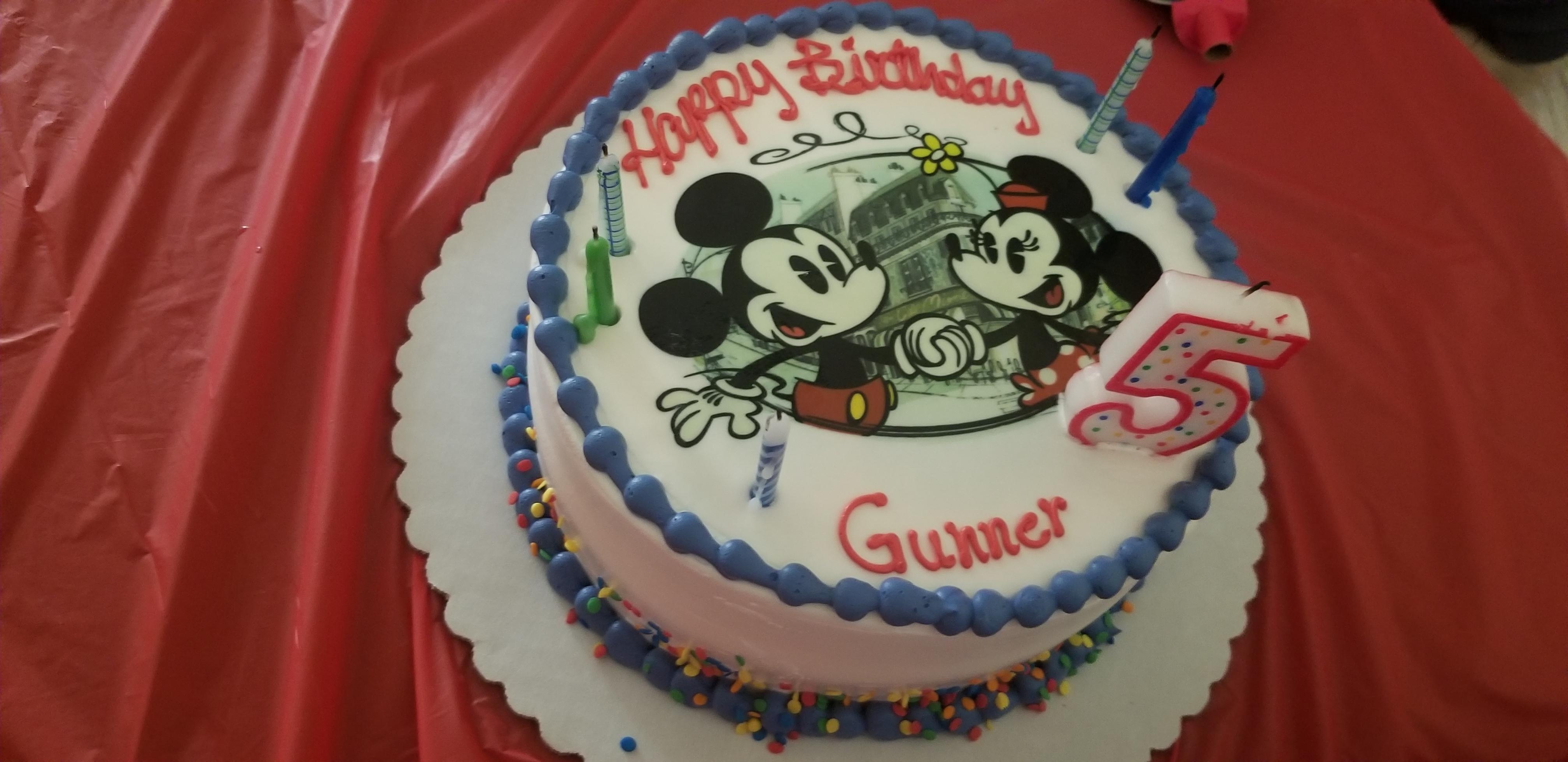 Fantastic Walmart Bakery Cakes Reviews In Baked Goods Chickadvisor Funny Birthday Cards Online Necthendildamsfinfo