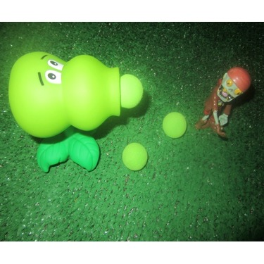 Plants vs Zombies Peashooter Toy reviews in Toys - ChickAdvisor