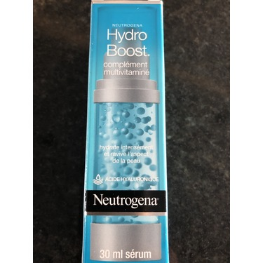 Neutrogena Hydro Boost Multivitamin Booster
