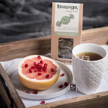 teapigs peppermint leaves tea