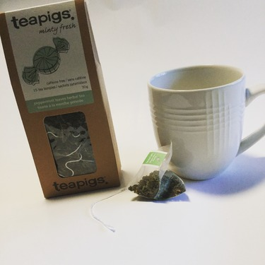teapigs peppermint leaves tea