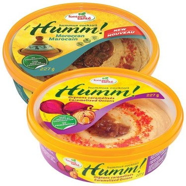 Fontaine Sante Humm! Hummus Cocktail