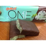 Oh Yeah ONE protein bar (Chocolate Mint)
