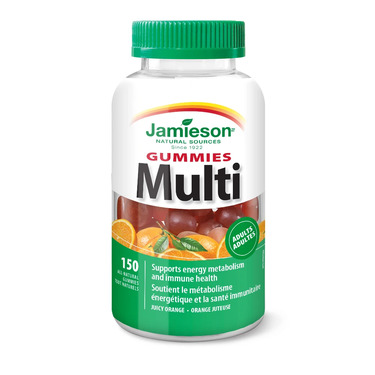 Jamieson Multi Gummies for Adults