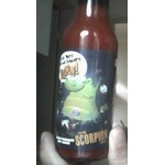 Great Mamou Hot Sauce: The King of Gravy and Damn (Scorpion Edition) , Sauce piquante grand mamou (edition scorpion) -