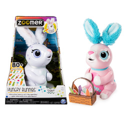 Zoomer Hungry Bunnies