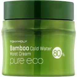 TONYMOLY Pure Eco Bamboo Cold Water Moiste Cream