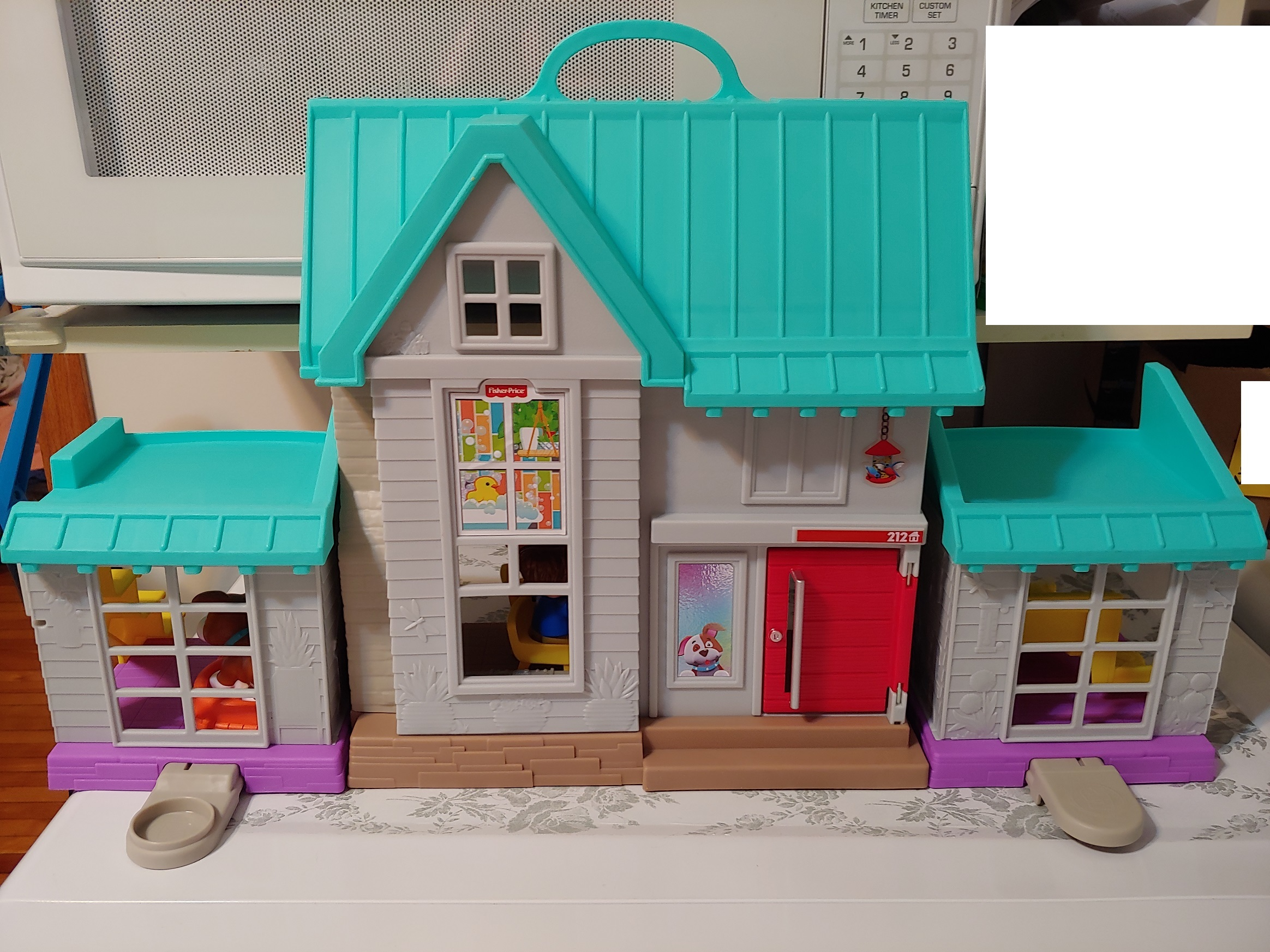 Fisher Price Little People Big Helpers Home Playset Reviews