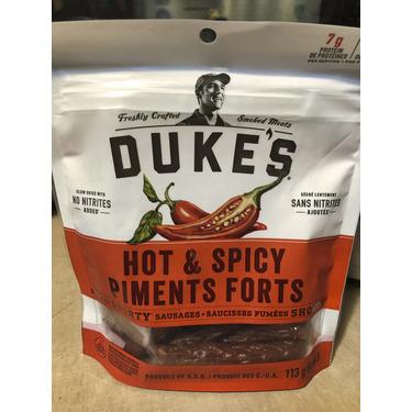 Duke's Smoked Shorty Sausage