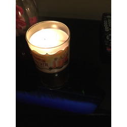 Charmed Aroma Pumpkin Spice Ring Candle