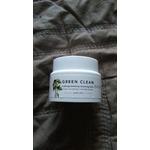 Green clean melt away makeup balm