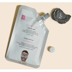 Global Beauty Care Charcoal Wash-Off Mask