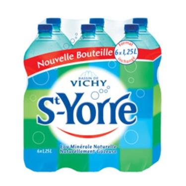 Eau minérale St-Yorre