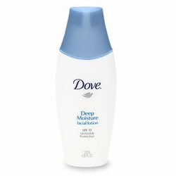 Dove Deep Moisture Facial Lotion SPF 15