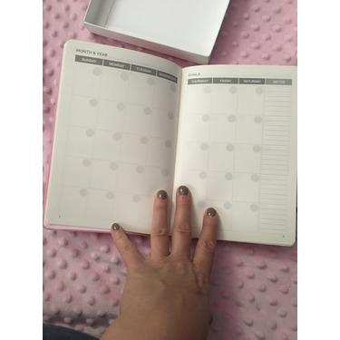 The Simple Elephant Day Planner