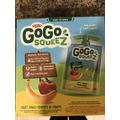 GoGo Squeeze Yogurts Banana