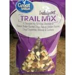 Indulgent trail mix